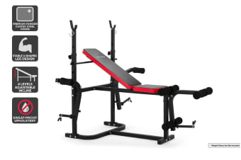 Wondrous Fortis 7 In 1 Weight Bench Multi Station Alphanode Cool Chair Designs And Ideas Alphanodeonline