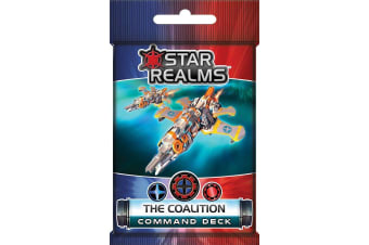 Star Realms - Command Decks - The Coalition (single pack)