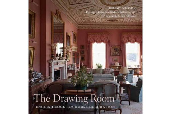 Drawing Room - English Country House Decoration