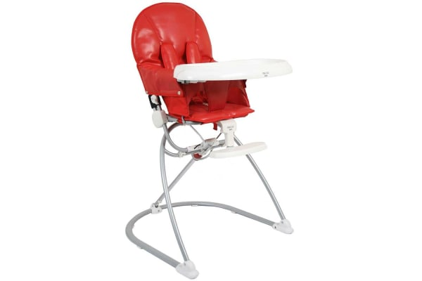 Vee Bee Astro High Chair Red