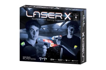 Laser X Micro Blasters Double Pack