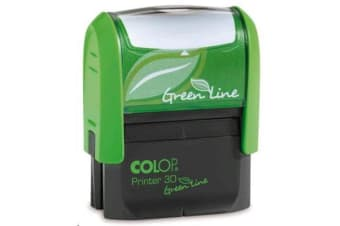COLOP Greenline Stamp Printer 30