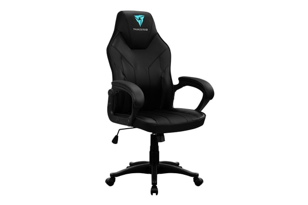ThunderX3 EC1 Breathable Pinhole Surface Gaming/Office Chair - Black