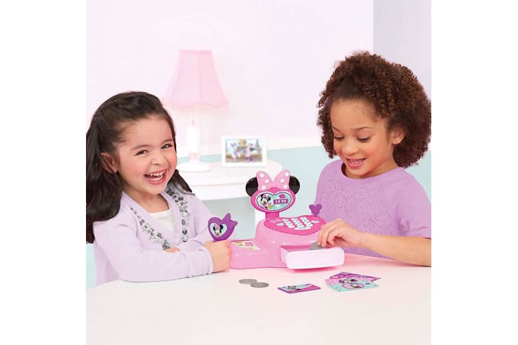 Minnie Mouse Happy Helpers Bowtique Cash Register