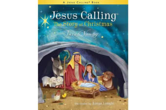 Jesus Calling - The Story of Christmas (picture book)