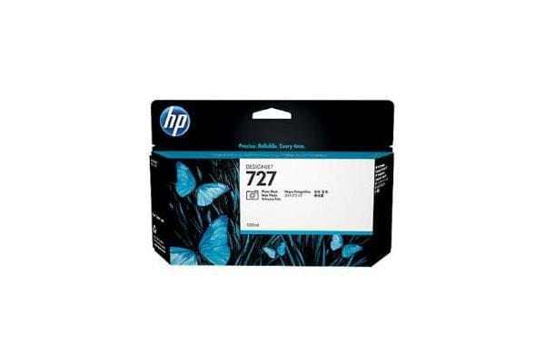 HP 727 130ml Photo Black Ink Cart B3P23A