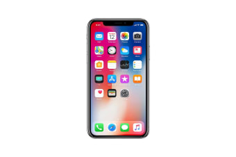 Apple Iphone X A1865 64GB Silver [Good Grade]