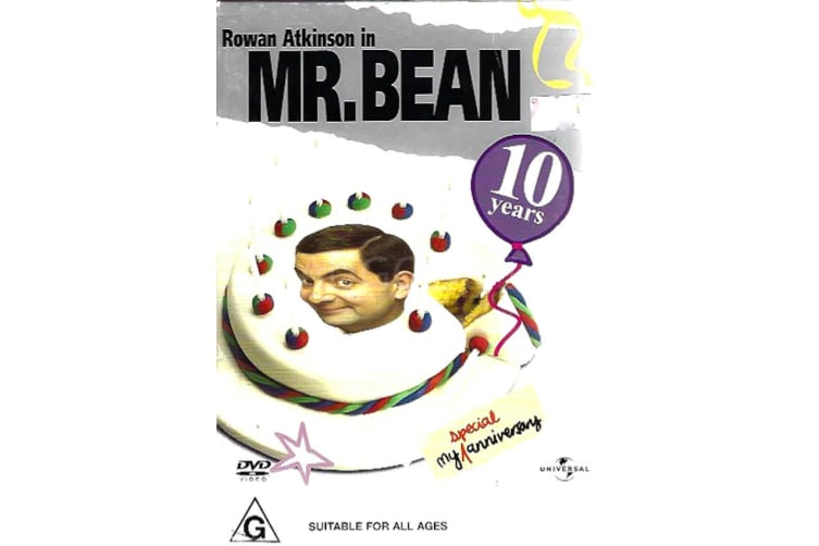 MR BEAN: BOX SET -Comedy Series Rare- Aus Stock DVD Preowned: Excellent Condition