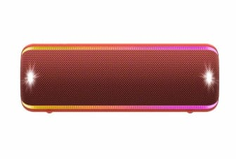 Sony Stepup Extra Bass Wireless Speaker - Red (SRSXB32R)