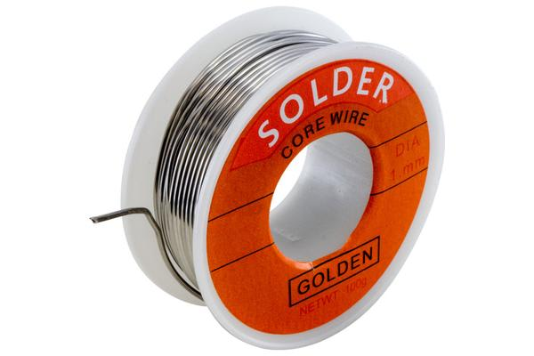 Doss 1Mm X 100G Solder Wire