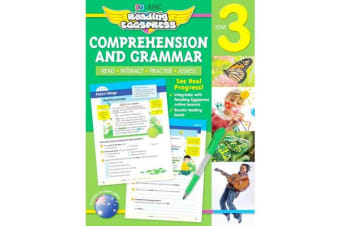 ABC Reading Eggspress Comprehension and Grammar Year 3