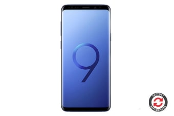 Samsung Galaxy S9 Refurbished (64GB, Coral Blue) - B Grade