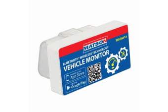 MATSON WIRELESS BLUETOOTH VEHICLE MONITOR SYSTEM REAL TIME FAULT SCAN DETECTING