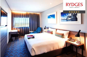 SYDNEY: 1 Night at Rydges Sydney Airport for Two