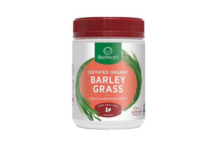 LifeStream Organic Barley Grass 250g