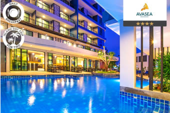 THAILAND: 5 Nights at Avasea Resort Krabi for Two