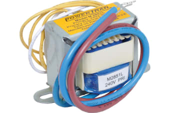 12.6V / 240V 150mA Centre Tapped EI Core Transformer
