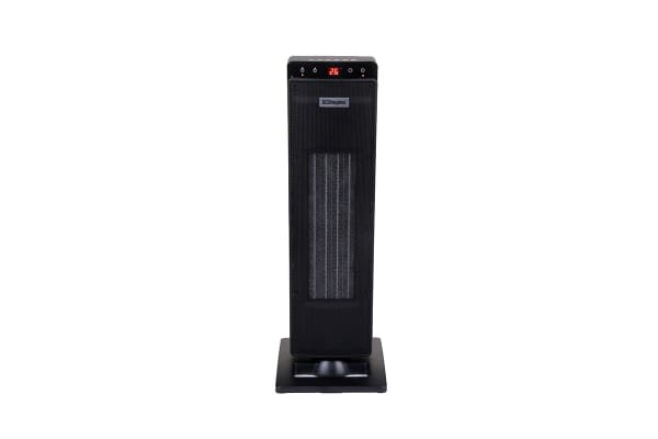 Dimplex 2400W Tall Ceramic Heater w/Electronic Controls - Black (DHCER24E)