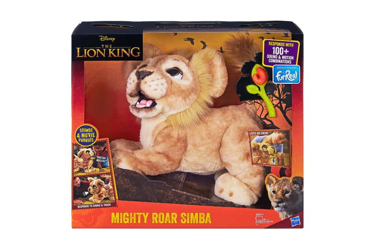 Furreal Friends Mighty Roar Simba