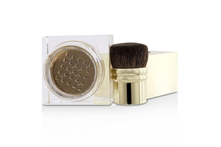 Clarins Skin Illusion Mineral & Plant Extracts Loose Powder Foundation (With Brush) (New Packaging) - # 114 Cappuccino 13g