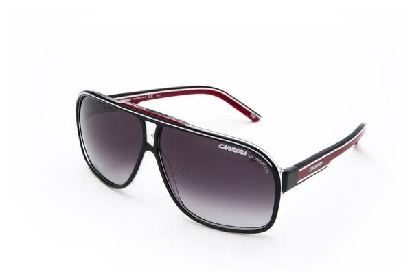 2fa0c68a430 Carrera GRAND PRIX 2 - Gloss Black (Grey lens) Unisex Sunglasses - Kogan.com