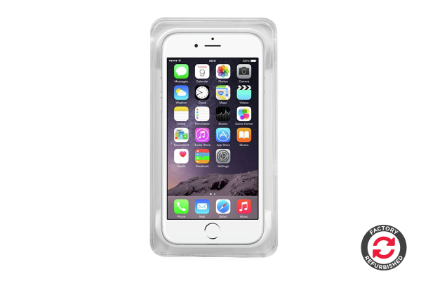 Apple iPhone 6 Refurbished (16GB, Silver) - AB Grade