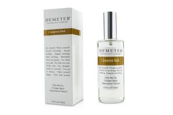 Demeter Cinnamon Bark Cologne Spray 120ml