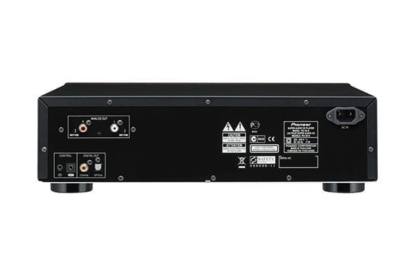 Pioneer Super Audio CD Player (PD30)