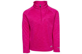 Trespass Childrens Girls Celina Fleece (Pink Lady Marl) (2/3 Years)