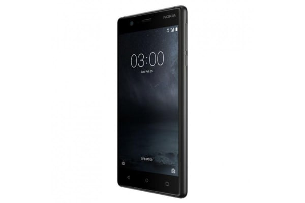 Nokia 3 (16GB, Matte Black)