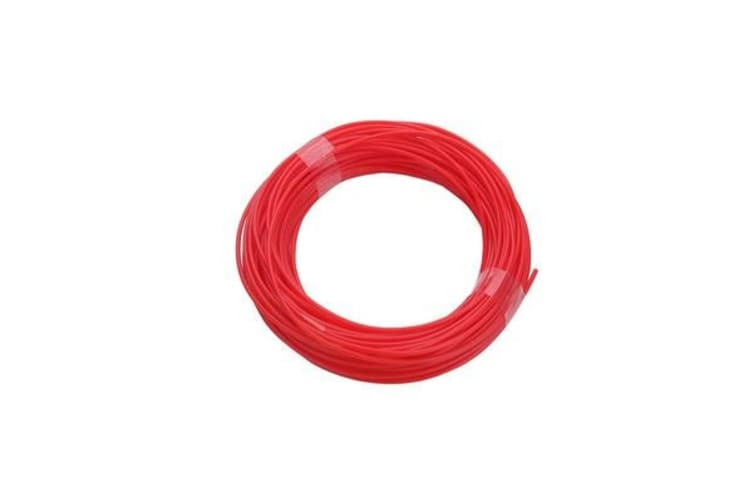 340M Pla Filament 1.75Mm For 3D Printer Pen Modeling Draw Round - Red