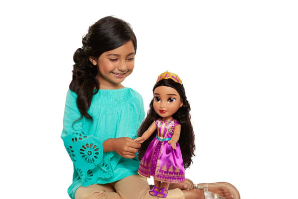 Aladdin Princess Jasmine Toddler Doll (Assorted)