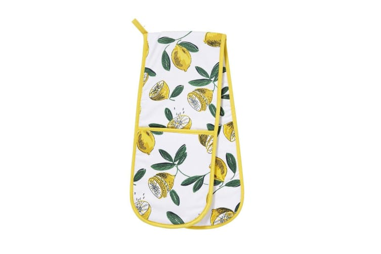 Ulster Weavers Lemons Double Oven Glove