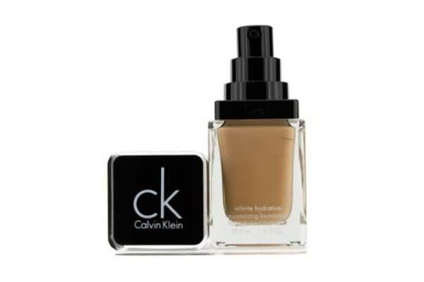 Calvin Klein Infinite Hydration Moisturizing Foundation - # Toasted (Unboxed) (29.6ml/1oz)