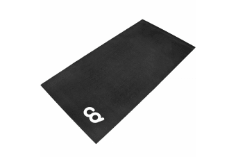 Bicycle Trainer Floor High Density Exercise Spin Bike Mat (30-inch x 60-inch)