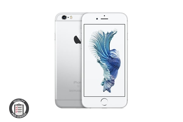 iphone 6 pre owned smith apple iphone 6s pre owned 16gb silver 15053