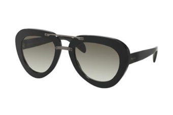 Prada PR28RS 1AB0A7 52 Black Womens Sunglasses
