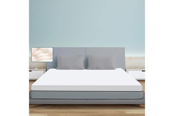 Dick Smith High Density Memory Foam Mattress Topper With Polyester