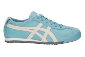Onitsuka Tiger Mexico 66 Shoe (Gris Blue/Oatmeal, Size 6.5)