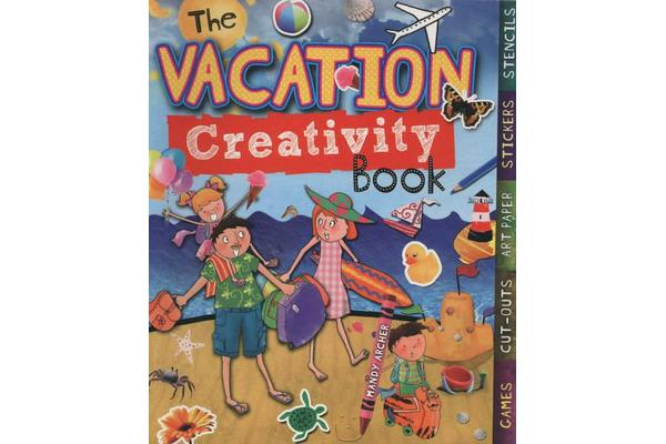 The Vacation Creativity Book