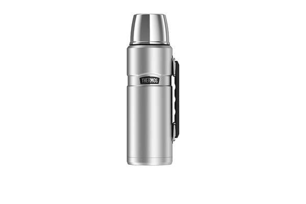 Thermos Stainless King Vacuum Insulated Flask 1.2L Stainless Steel