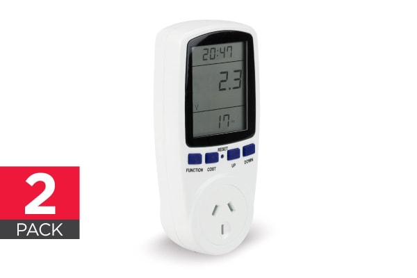 2 Pack Kogan Power Usage Meter