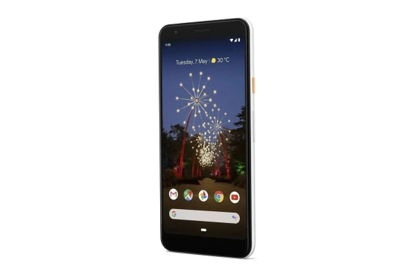 Google Pixel 3a (64GB, Clearly White)