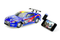 Remote Control Racer Car for iPad and iPhone