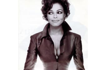 Janet Jackson – Design Of A Decade 1986 / 1996 PRE-OWNED CD: DISC EXCELLENT
