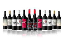 Australian Red Wine Mixed Carton Featuring Rosemount Shiraz (12 Bottles)