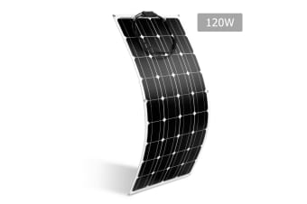 120W Water Proof Flexible Solar Panel