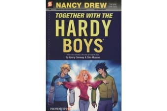 Nancy Drew The New Case Files #3 - Together with the Hardy Boys
