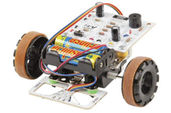 Educational PC Programmable Line Tracer Kit