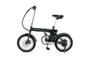 "16"" 36V Folding Electric Bike - Zip"